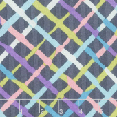 Kaffe Fassett Collective Fall 2018 - Mad Plaid Contrast Yardage