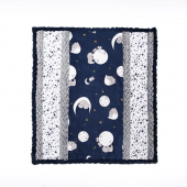 Cuddle Kit - Wee Ones Moonwalk Navy