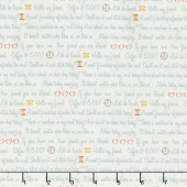 Hello my Friend - Wording Cloud Sky Yardage