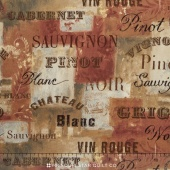 From the Chateau - Words Red Yardage