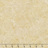 Golden State Batiks - Sunflower Seeds Tan Yardage