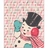 Sweet Christmas Snowman Kit