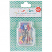 Lori Holt Pretty Pins™ 60 Quilting Pins