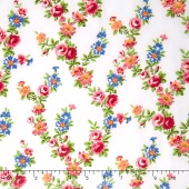 Juliette - Vine Cream Yardage