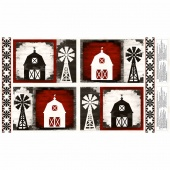 Homestead - Place Mat Multi Panel