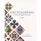 Encyclopedia of Pieced Quilt Patterns - Third Edition