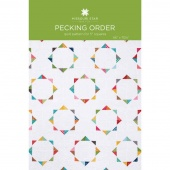 Pecking Order Quilt Pattern by MSQC