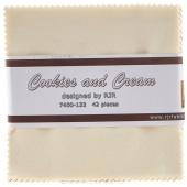 Cotton Supreme - Cookies & Cream Charm Pack