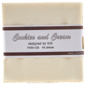 Cotton Supreme - Cookies & Cream Charm Pack