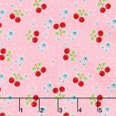 Bake Sale 2 - Cherry Pink Yardage
