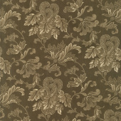 "Rosewood - Flourish Chocolat 108"" Wide Backing"