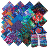 Kaffe Fassett Collective Spring 2018 - Dark Fat Quarter Bundle