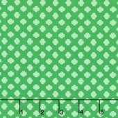 Girl Scouts - Girl Scout Trefoil Green Yardage