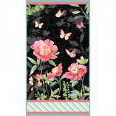 Pink Garden - Large Multi Panel