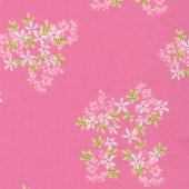 Club Havana - Florecita Pink Yardage
