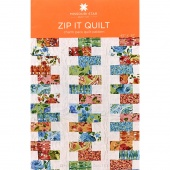 Zip It Quilt Pattern