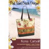 Kona Carryall Pattern
