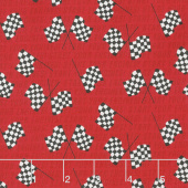 Start Your Engines - Flag Red Yardage