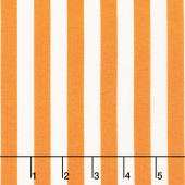 Tula Pink's All Stars - Pom Poms & Stripes Tent Stripe Begonia Yardage