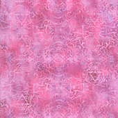 Rainbow of Jewels - Filigree Blush Yardage