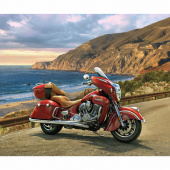 Indian Motorcycle - Roadmaster Digitally Printed Panel
