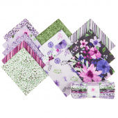 Amethyst Magic Fat Quarter Crystals