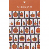 Pumpkin Spice Quilt Pattern by Missouri Star