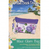 Maui Glam Bag Pattern with Swivel Hook & D-Ring