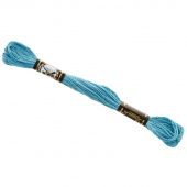 Presencia 6 Ply Cotton Embroidery Floss Turquoise