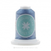 Missouri Star 50 WT Cotton Thread Misty Blue