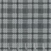 Farmhouse Flannels II - Farmer's Shirt Graphite Yardage