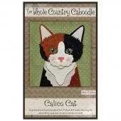 Calico Cat Precut Fused Appliqué Pack