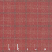 Primo Plaids - Lumber Jacks Plaid Red Flannel Yardage