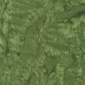 Lava Batik Solids - Isle Lava Pine Yardage