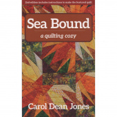 Sea Bound - A Quilting Cozy Series Book 3