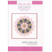 Sue Daley Swiss Willow Pattern with Templates and Papers