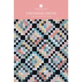 Crossing Paths Quilt Pattern by MSQC