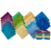 Nouveau Soul Batiks Fat Quarter Bundle