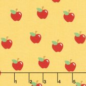 What do the Animals Say? - Apples Sunflower Yardage