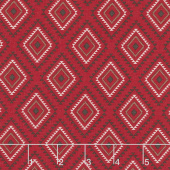 High Adventure 2 - Aztec Red Yardage