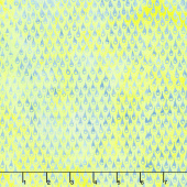 Forecast Batiks - Rain Leaf Yardage