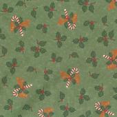 Sweet Holly - Green Yardage
