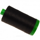 Aurifil 40 WT 100% Cotton Mako Large Spool Thread - Very Dark Bark