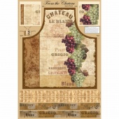 From the Chateau - Apron Multi Panel