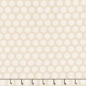 Delfina - Spots Cream Yardage