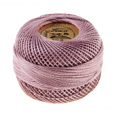 Presencia Perle Cotton Thread Size 8 Light Antique Violet
