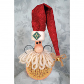 Scrub-A-Dub Santa Brush Kit - Round Brush