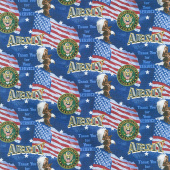 Thank You for Your Service - Military Flags Army Multi Yardage