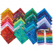 Painterly Petals Fat Quarter Bundle
