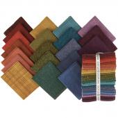 Woolies Flannel Colors Vol. 2 Fat Quarter Bundle